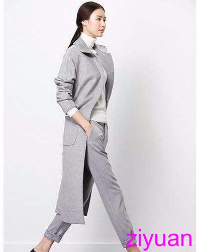 青岛美甲学校教你打造时尚的灰色装扮