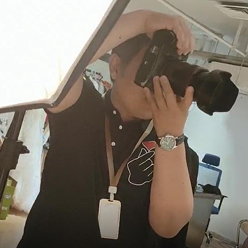 摄影班课堂实拍图片展示