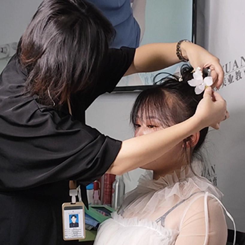 新娘班演示(日系造型)图片展示