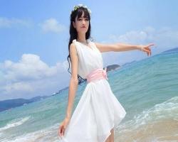 青岛摄影师发现其实白色也耐脏,只是我们不会穿